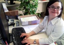 Un programa favorece la incorporación laboral de personas con síndrome down