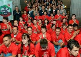 Morelia albergará Campeonato Mundial de Natación para personas con Síndrome de Down
