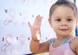 Niños sordos, un ejemplo de superación