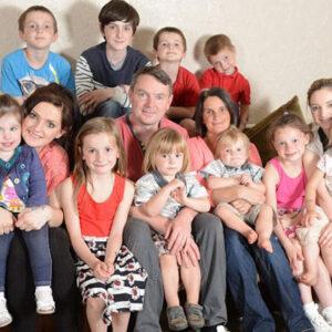 10 preguntas que no hay que hacerle a una familia grande