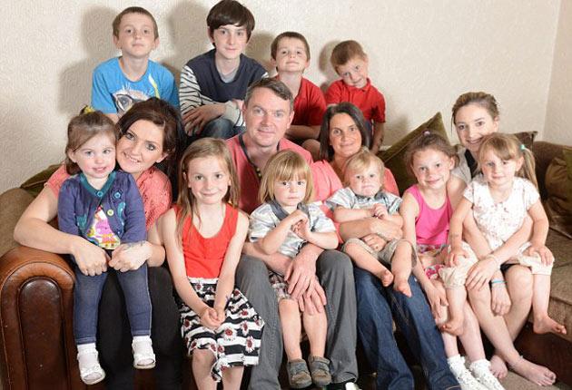 10 preguntas que no hay que hacerle a una familia grande todos somos uno - Casas para familias numerosas ...