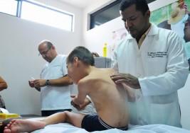 En España 70% de niños con parálisis cerebral mejoran su movilidad