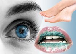 Complicaciones de la diabetes: cuidado con los ojos, la boca y los pies