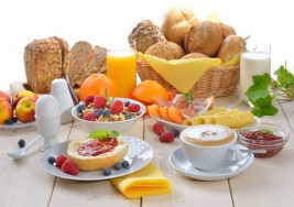 Desayuno, clave en control de diabetes