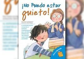 Libro: No puedo estar quieto! Mi vida con ADHD
