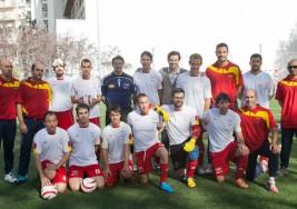 España conquista el bronce en el Mundial de Fútbol para ciegos