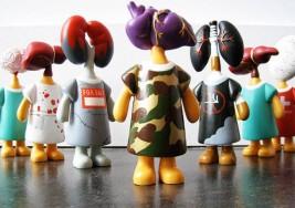 ¿Viste Esto? Muñecas del Donante de Órganos