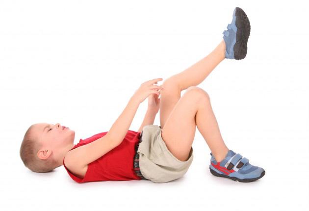 ¿Artritis en los niños? Presta atención a los síntomas