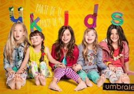 Tienda Umbrale Kids incluye niña con síndrome de Down en campañas publicitarias