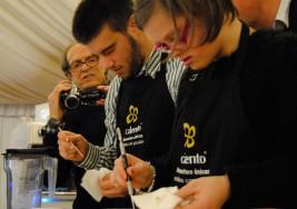 47 personas con síndrome de down formadas como expertas en café