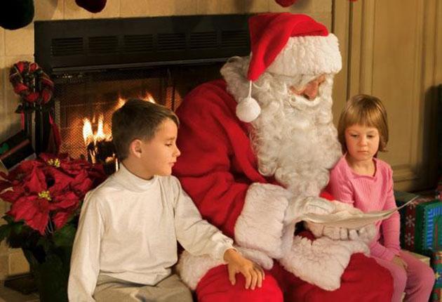 Cuentos de Santa Claus para niños
