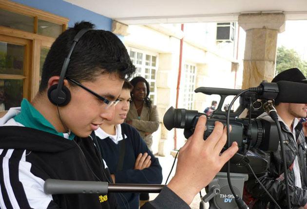 Niños con discapacidad realizarán documental en Michoacán