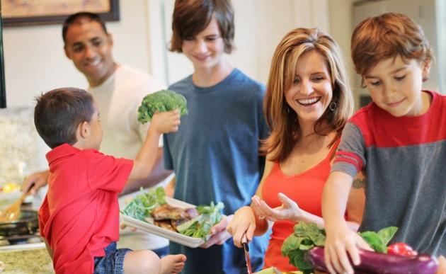 Cómo hacer que los niños se alimenten mejor