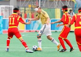 España busca clasificación en el fútbol de los Juegos Paralímpicos de Rio 2016