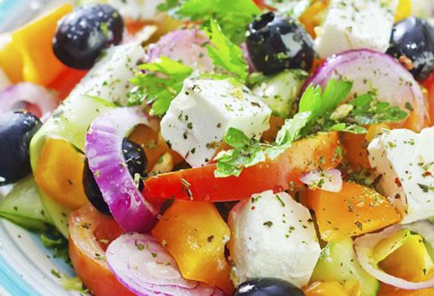 La dieta mediterr nea ayuda a mantenerse gen ticamente - Alimentos prohibidos vesicula ...