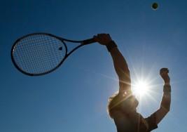 En Argentina, los ciegos también juegan tenis