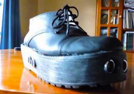 En Argentina crean zapatos especiales para ciegos