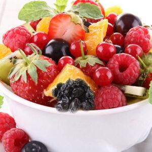 Los 7 nutrientes principales necesarios para una dieta saludable