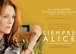 """Película: """"Siempre Alice"""" Una historia sobre la lucha contra el alzhéimer"""