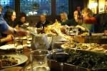 Los abusos cometidos durante las fiestas pueden acarrear la subida del colesterol hasta en un 10%