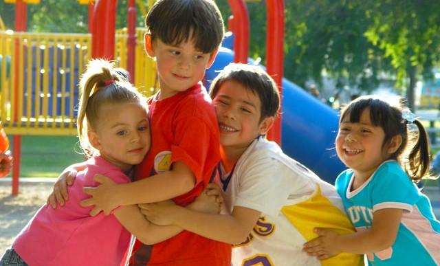 Educación sexual en niños de 3 a 5 años, la curiosidad por el propio cuerpo y por el de los demás