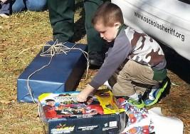 La emocionante historia de cumpleaños de un niño con autismo