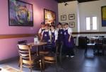 Una cafetería en la Ciudad de México donde todos los empleados tienen síndrome de Down