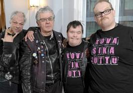 Un grupo punk con síndrome de Down, entre los candidatos finlandeses a Eurovisión