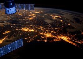 Mira la Tierra en vivo y en HD desde el espacio