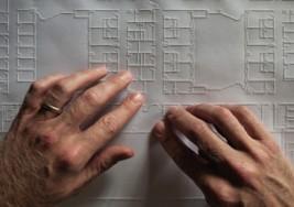 Cómo sería una ciudad diseñada por los ciegos