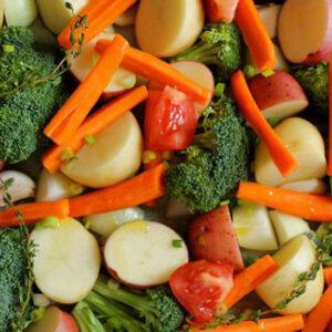 Cómo minimizar la pérdida de nutrientes al cocinar vegetales
