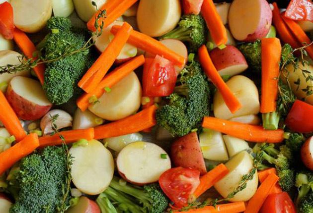 C mo minimizar la p rdida de nutrientes al cocinar for Como cocinar verduras