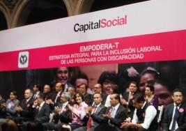"""El Gobierno de la Ciudad de México presenta el Programa """"Empodera-T"""""""
