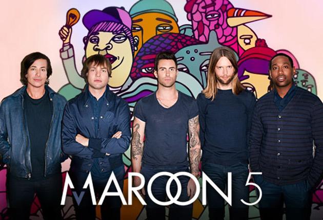 Maroon 5 sorprende a fan con Síndrome de Down