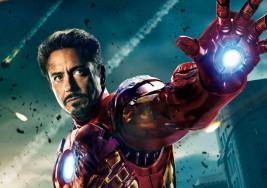 El actor Robert Downey Jr. le donó un brazo biónico a un niño de siete años