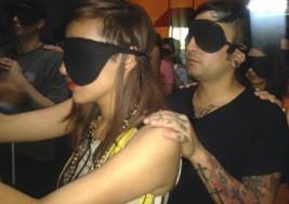 """Teatro para ciegos: """"La casa de los deseos"""""""