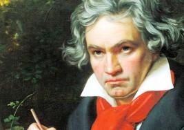 Sordera y arritmia de Beethoven, plasmadas en su obra musical