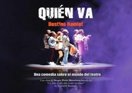 El grupo de actores ciegos 'La Luciérnaga' presenta '¡Quién va! Destino Hamlet'