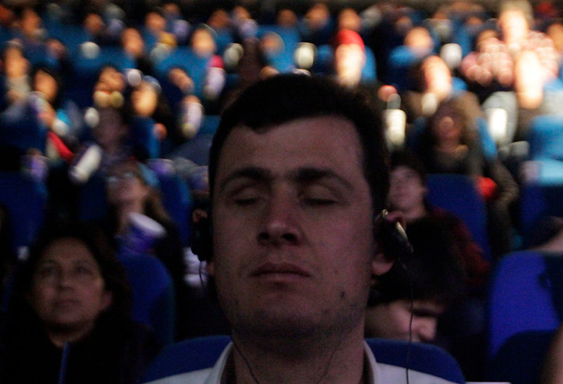 Cine para Todos: la opción para que ciegos y sordos puedan disfrutar del séptimo arte