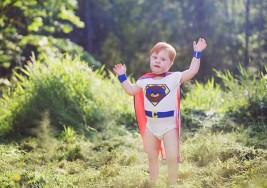 Pequeños con necesidades especiales se convierten en superhéroes en esta fantástica sesión de fotos