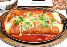 Lunes sin carne: enchiladas vegetarianas