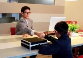 La fantástica entrevista de un joven italiano a su hermano con síndrome de Down
