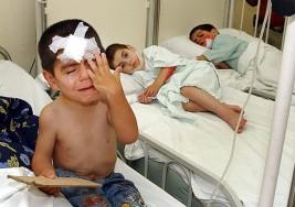 Apuntes para identificar mejor el dolor de los niños en los hospitales