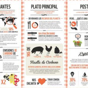 Infografia alimentación