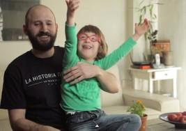 La historia de Jan, un niño con síndrome de Down