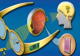 Gafas electrónicas buscan recuperar la visión a los ciegos