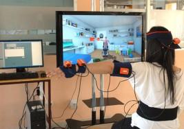 Prueban en León rehabilitación a distancia en personas con parálisis cerebral