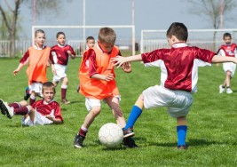 Los niños con autismo también pueden jugar al fútbol con intensidad