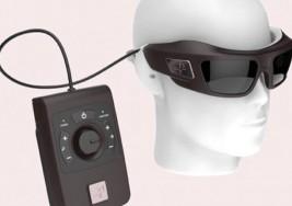 Gafas inteligentes abren nueva posibilidad para que los ciegos puedan ver