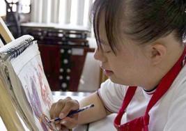Labor para jóvenes con síndrome de Down